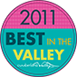 2011 Best in the Valley Winner