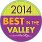 2014 Best in the Valley Winner