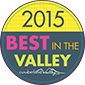 2015 Best in the Valley Winner