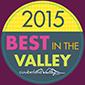 2015 Best in the Valley Winner