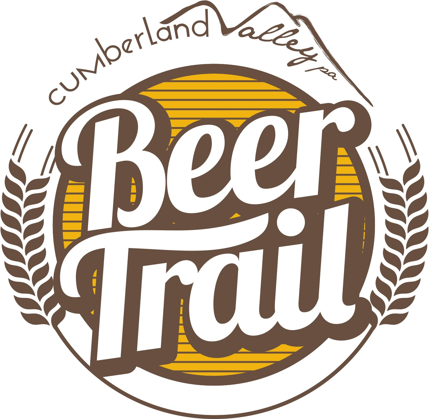 Cumberland Valley Beer Trail Logo